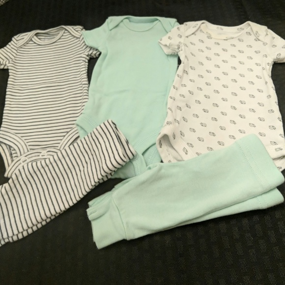 3d2e3ab14 Precious First made by Carter's Matching Sets | Preemie Clothing ...